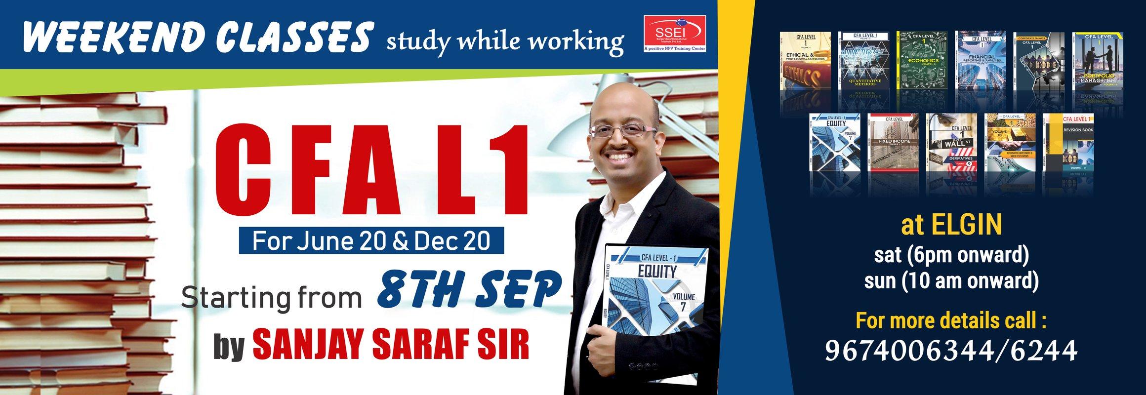 CA Coaching Institute | Sanjay Saraf Educational Institute SSEI